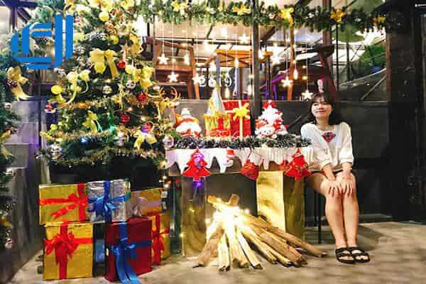 Cách thức tổ chức trang trí sự kiện giáng sinh noel đẹp Đà Nẵng