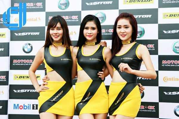 Dịch vụ cung cấp cho thuê PG quảng cáo sự kiện tại Đà Nẵng giá rẻ
