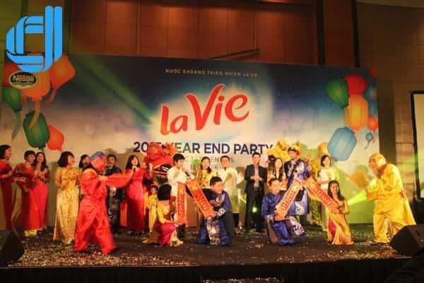 Dịch vụ tổ chức tiệc cuối năm cho doanh nghiệp tại Đà Nẵng uy tín