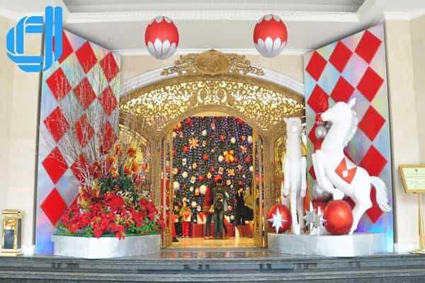 Dịch vụ trang trí giáng sinh noel tại Đà Nẵng chuyên nghiệp chuẩn