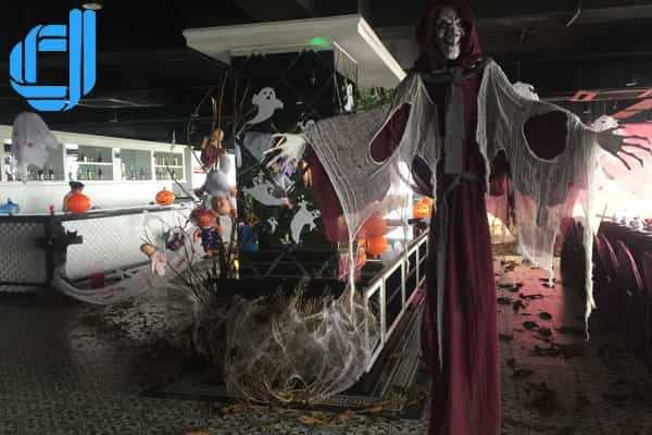 Dịch Vụ Trang Trí Halloween Khách Sạn Nhà Hàng Tại Đà Nẵng Uy Tín