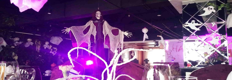 HOT Dịch vụ trang trí Halloween nhà hàng khách sạn đà nẵng