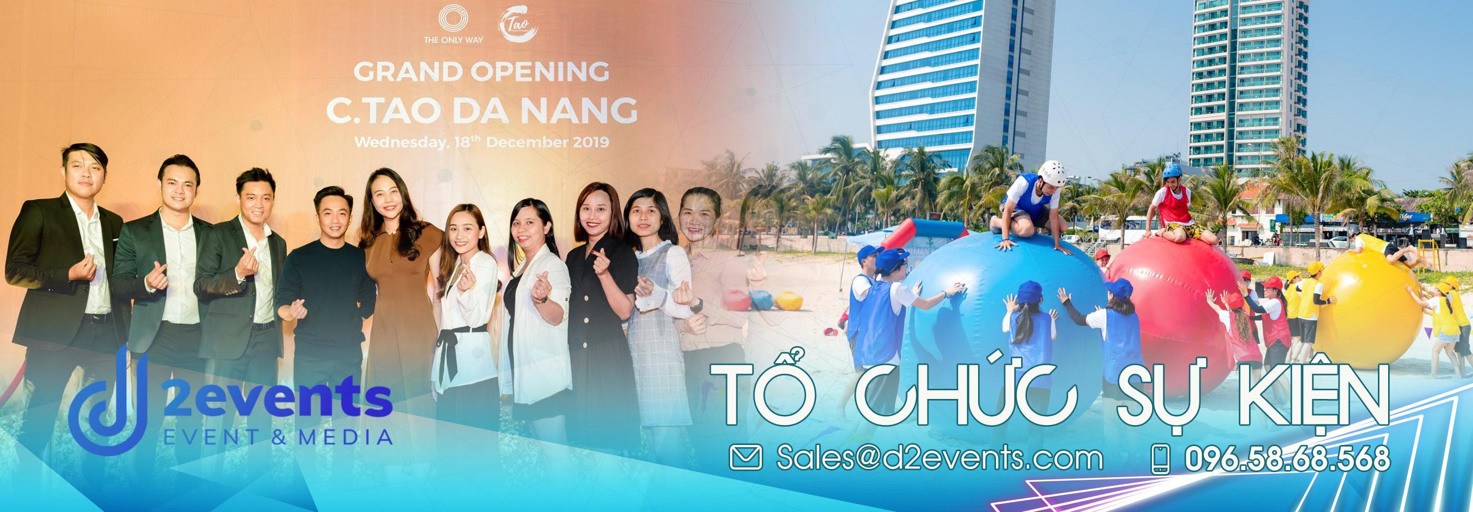 Đơn vị tổ chức sự kiện Đà Nẵng