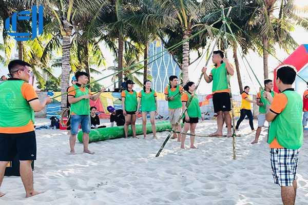 Cho Thuê Dụng Cụ Game Tool Tổ Chức Team Building Tại Đà Nẵng
