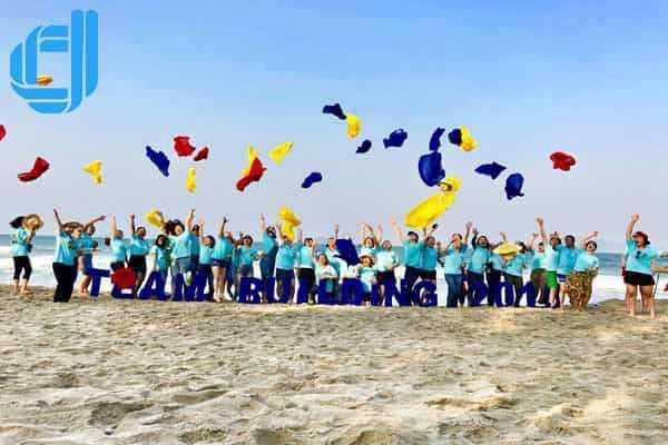 Chương Trình Tổ Chức Team Building Sắc Màu 2019 Tại Đà Nẵng Hay