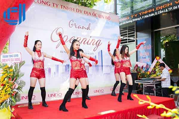 Dịch vụ cung cấp vũ đoàn nhóm nhảy chuyên nghiệp tại Đà Nẵng