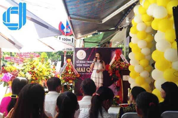 Dịch vụ tổ chức sự kiện khai trương cửa hàng tại Đà Nẵng uy tín