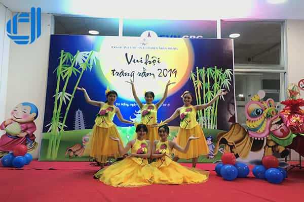 Dịch vụ tổ chức sự kiện trung thu cho bé trọn gói tại Đà Nẵng