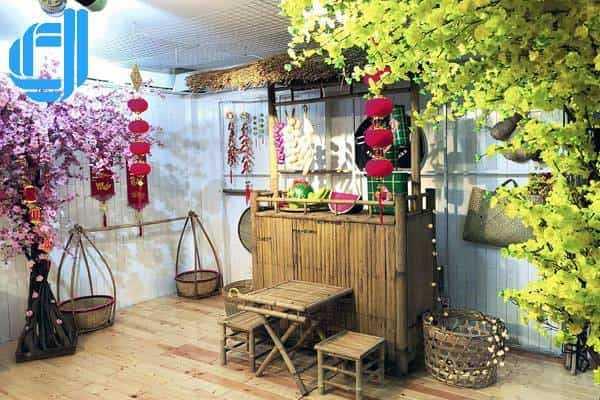 Dịch vụ trang trí tết nguyên đán tại Đà Nẵng chuyên nghiệp D2Media