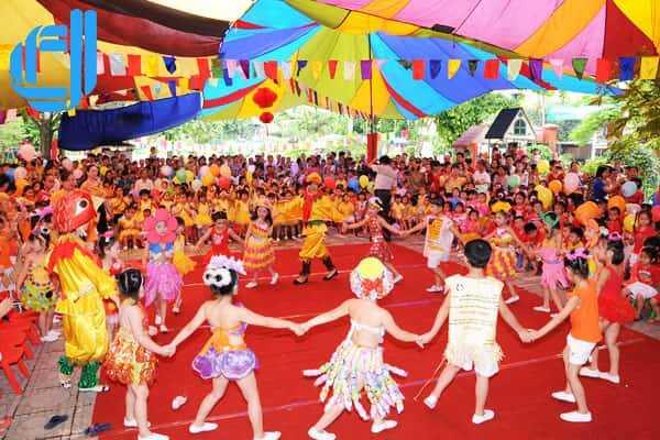 Dịch vụ tổ chức tiệc quốc tế thiếu nhi 1/ 6 tại Đà Nẵng chuyên nghiệp