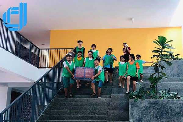 Tổ Chức The Amazing Race Tại Đà Nẵng Cho Học Sinh Trường Quốc Tế
